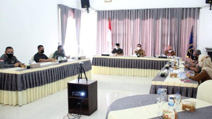 Kota Metro Lampung Perpanjang PPKM Level 2