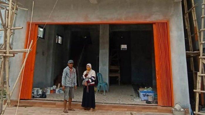 Program Kota Tanpa Kumuh di Masa Pandemi Covid-19, Kotaku Bangun Rumah Produksi Keripik di Pringsewu