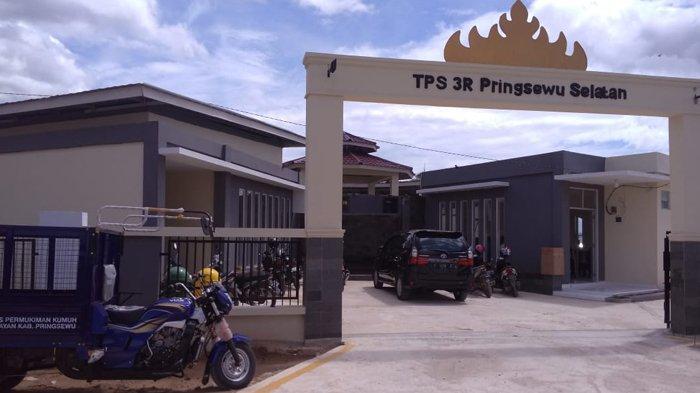 Kotaku Membangun 3 Unit TPS-3R di Pringsewu