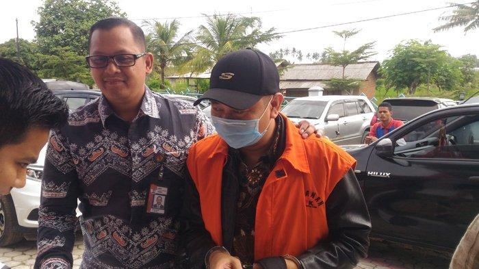 BREAKING NEWS Jaksa KPK Eksekusi 4 Terpidana Kasus Suap Fee Proyek Lampung Utara