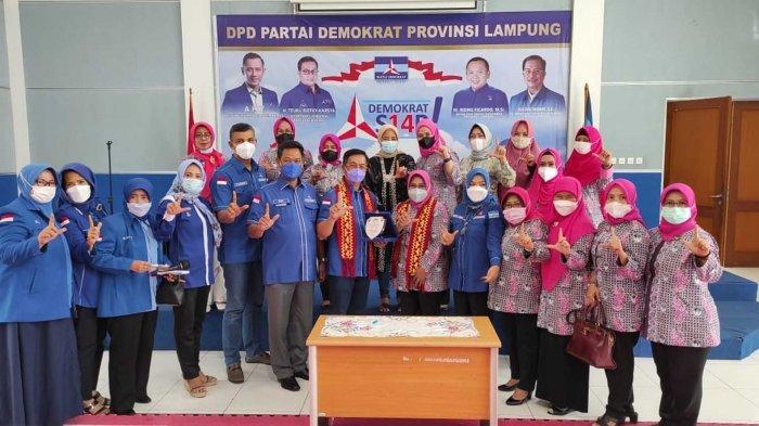 KPPI Lampung Targetkan Partai Harus Ada Keterwakilan Perempuan Minimal 30 Persen di Parlemen