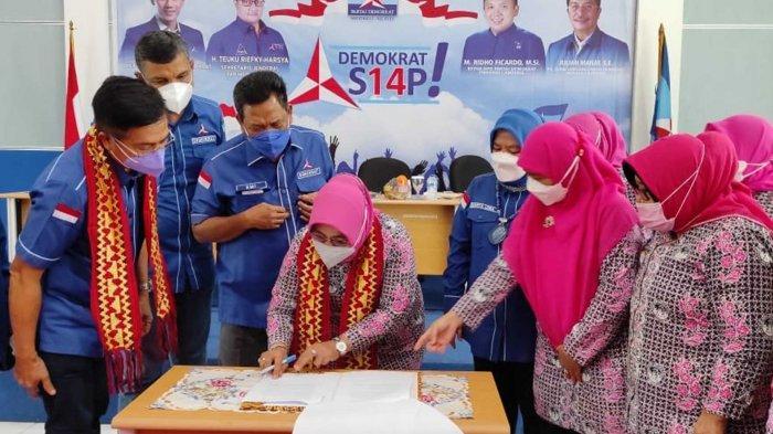 KPPI Lampung Targetkan Partai Harus Ada Keterwakilan Perempuan Minimal 30 Persen di Parlemen.