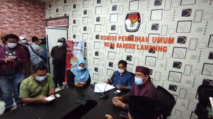 KPU Bandar Lampung Batalkan Eva Dwiana-Deddy Amarullah, Kuasa Hukum Paslon Beri Tanggapan