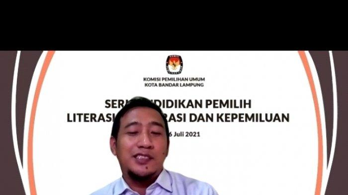 Tingkat Partisipasi Pemilih 3 Kelurahan di Bandar Lampung Ini Rendah