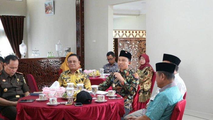 Parosil dan Forkompinda Siap Sukseskan Pemilu di Lampung Barat
