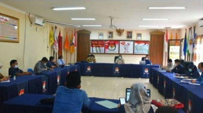 KPU Lampung Lakukan Supervisi Persiapan Hadapi Gugatan di MA