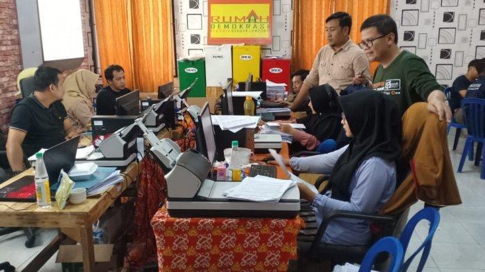 Update Real Count KPU Pileg DPR RI Lampung, PDIP Masih Memimpin di Lampung di Angka 22,98 Persen