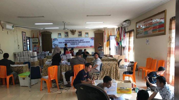 Ini 7 Berkas yang Disiapkan KPU Lampung Hadapi Gugatan Pilpres 2019