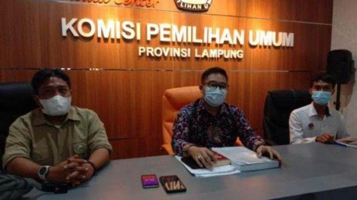 KPU Lampung Usul Anggaran Pemilu 2024,100 Persen dari APBN