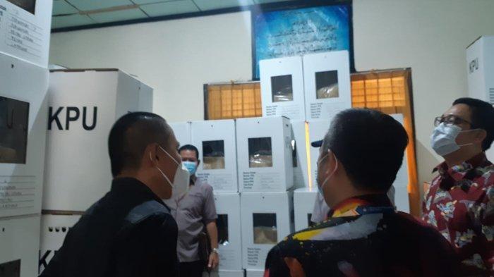 KPU RI Pastikan KPPS Sehat saat Jalankan Tugas Pilkada 2020 di Lampung