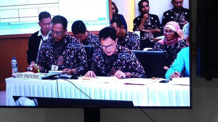 Tok tok tok! Hanya Butuh Waktu 90 Menit, KPU RI Sahkan Pleno Pemilu 2019 di Lampung