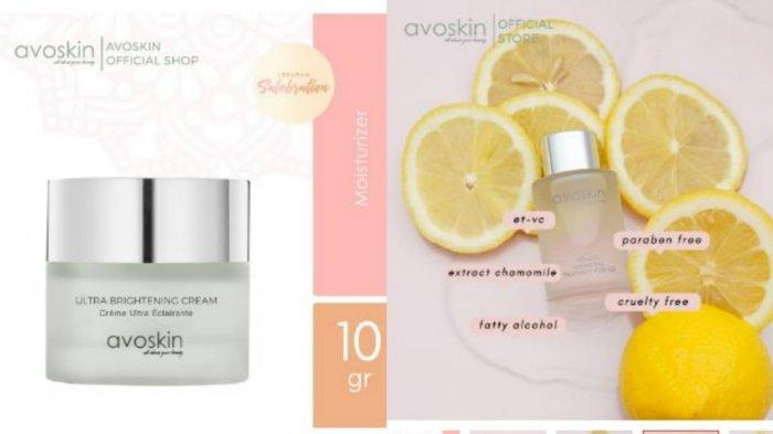 Harga Produk Avoskin Luminous Emulsion Night Cream