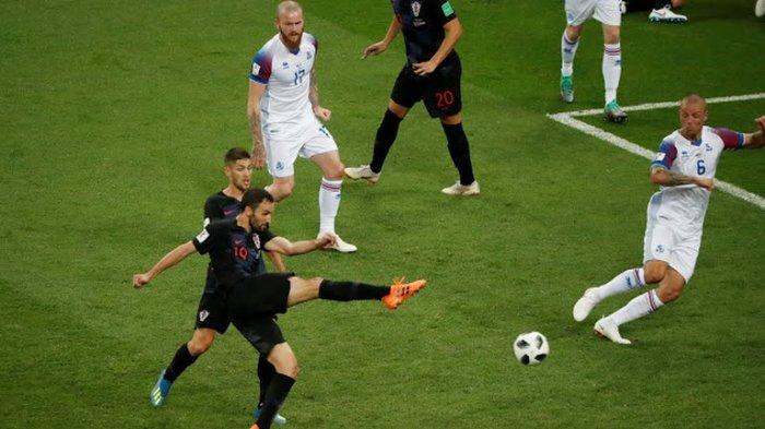 Live Piala Dunia 2018 - Rusia Vs Kroasia Siaran Langsung Trans 7, Tonton Lewat HP