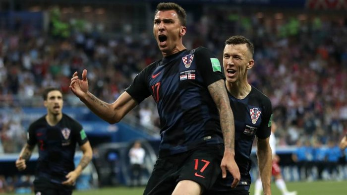Rekor-rekor di Balik Kemenangan Kroasia Atas Rusia