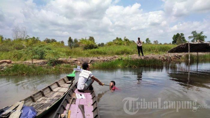 Kronologi Pembunuhan Nelayan di Tulangbawang, Korban Tewas Dibacok Sadis di Atas Perahu