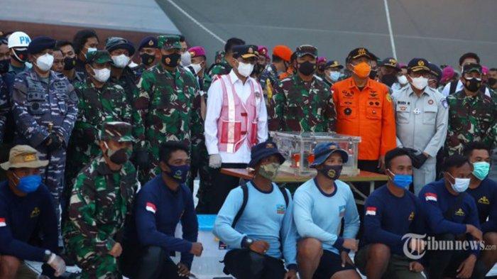 Kronologi Penemuan FDR Black Box Sriwijaya Air, Tiga Hari Bongkar Puing Pesawat