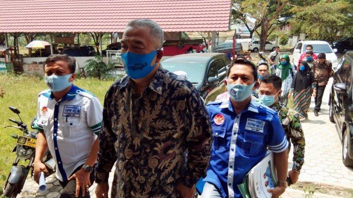 BREAKING NEWS Kuasa Hukum Hipni-Melin Datangi Bawaslu Lampung Selatan