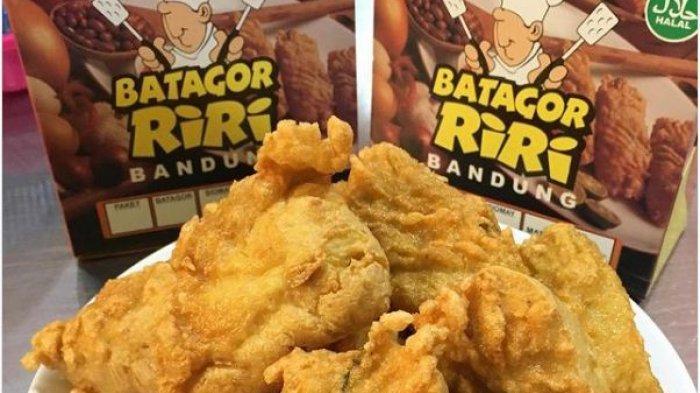 Kuliner Bandung, Lima Rekomendasi Kuliner Legendaris Untuk Makan Siang di Bandung, ada Batagor Riri