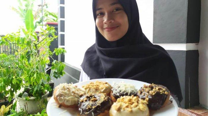 Kuliner Lampung, Chokocis.id Tawarkan Donat Aneka Rasa hingga Pizza Goreng