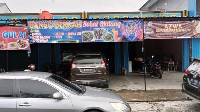 Kuliner Lampung, Cicipi Bakso Malang Spesial di Bakso Berkah Sobat Malang, Seporsi Rp 18 Ribu