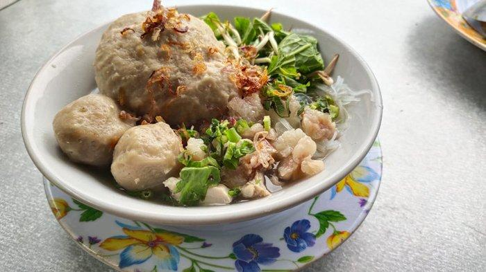 Kuliner Lampung, Coba Bakso Tetelan di ZA Pagar Alam, Cuma Rp 13 Ribu per Porsi