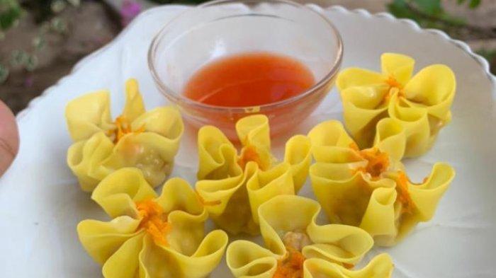 Kuliner Lampung, Dimsum Ayam Highfive Gida Cuma Rp 10 Ribu per Porsi