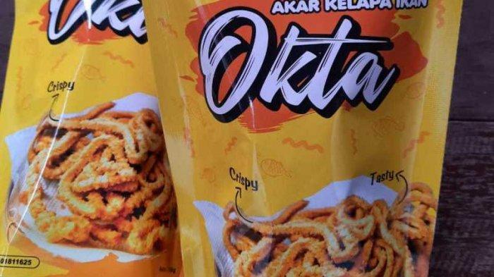 Kuliner Lampung, DPK Mesuji Jual Produk Olahan Ikan, Paling Laku Akar Kelapa Ikan