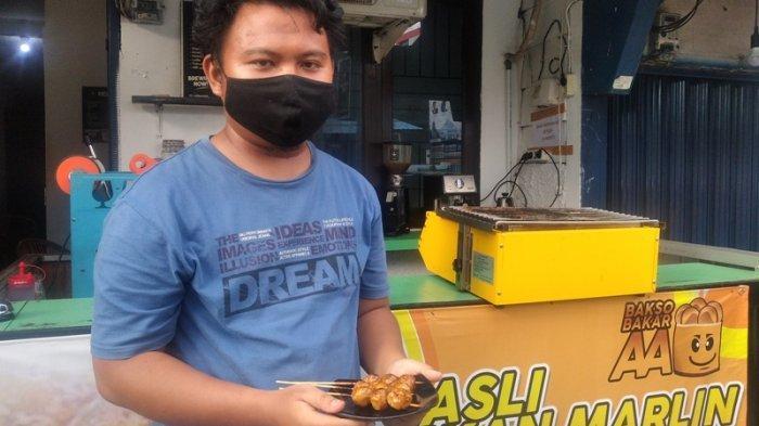 Kuliner Lampung, Gurih dan Lezatnya Bakso Bakar Ikan Marlin Cuma Rp 10 Ribu per Porsi
