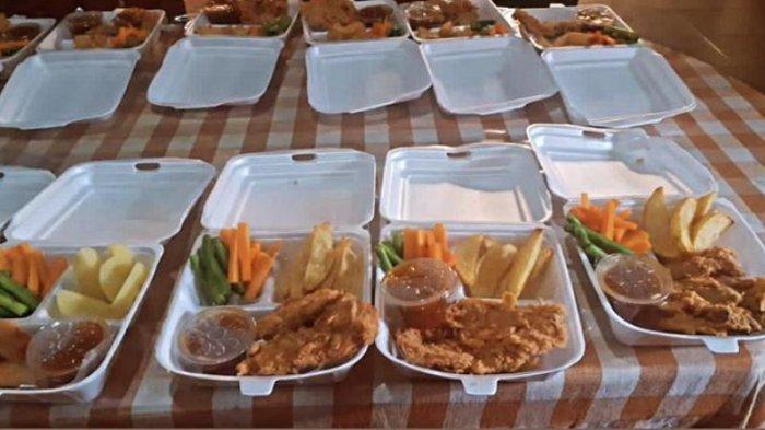 Kuliner Lampung, Home Made Yucha Tawarkan Aneka Menu Diet Mulai Rp 10 Ribu