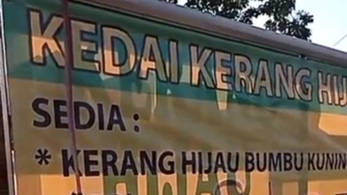 Kuliner Lampung, Jajanan Kerang Hijau di Pasar Simpang Pematang Mesuji Hanya Rp 10 Ribu