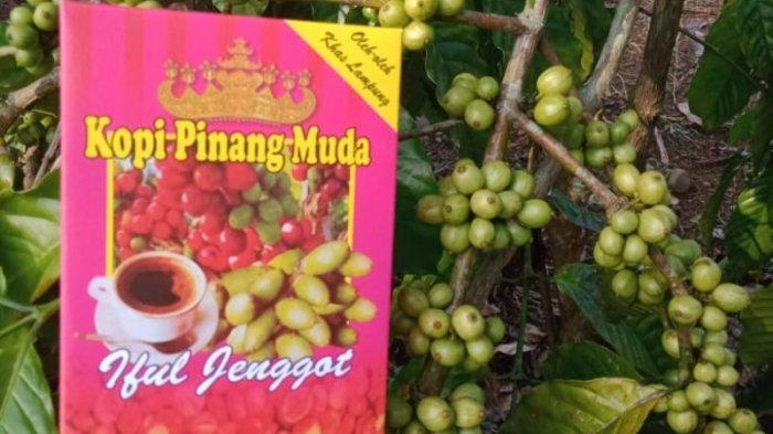 Kuliner Lampung, Kedai Iful Jenggot Sediakan Kopi Pinang Muda, Kopi Alpukat dan Teh Kemangi