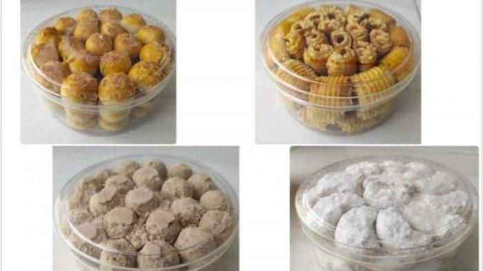 Kuliner Lampung, Kue Kering Bunda Ely Cocok untuk Sajian Lebaran