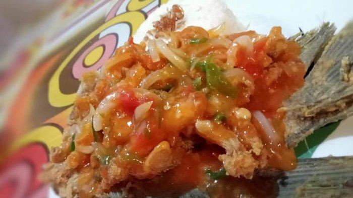 Kuliner Lampung, Menu Ikan Asam Manis Pedas Jadi Favorit di Legen's Cafe and Resto