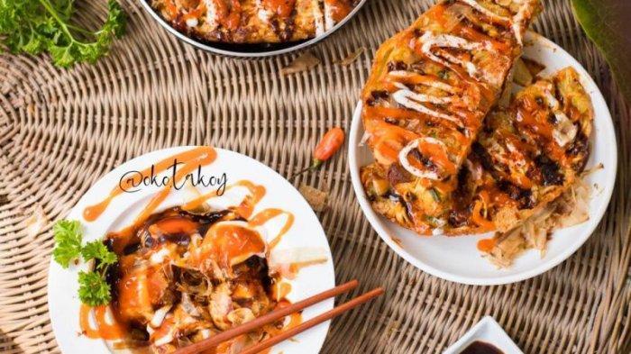 Kuliner Lampung, Oko Takoy Jajakan Makanan Khas Jepang 100 Persen Halal, Harga Mulai Rp 15 Ribu