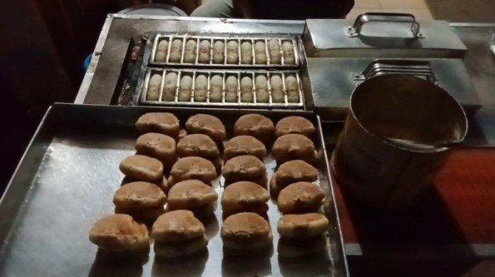 Kuliner Lampung, Pukis Pasar Gisting Pengobat Lapar Malam Hari