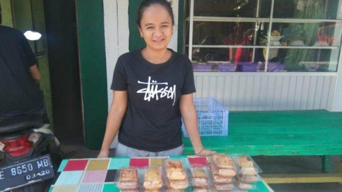 Kuliner Lampung, Roti Tape ala Cydhel Home Made Jadi Favorit, Isi Tiga Cuma Rp 5 Ribu