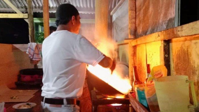Kuliner Lampung, Singgah dan Cicipi Nasi Goreng Kang Sapon di Jalinsum Kalianda
