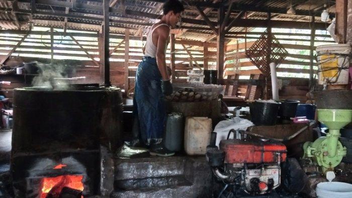 Kuliner Lampung, Tahu Putih asal Pesisir Barat Hanya Rp 250 per Buah