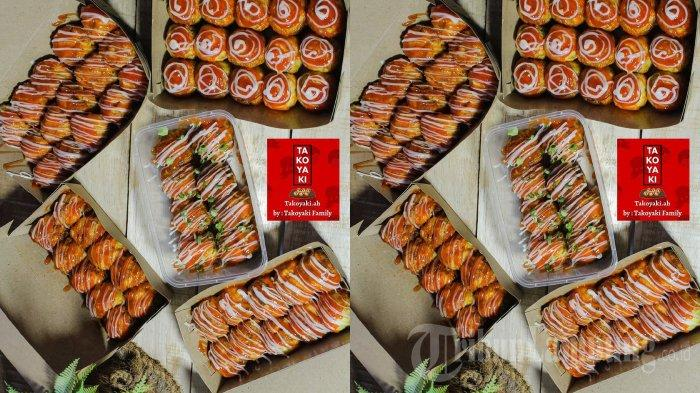 Kuliner Lampung, Takoyaki.ah Tawarkan Harga Mulai dari Seribu Rupiah