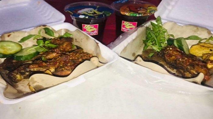 Kuliner Lampung, Teras Manja_Lambar Sediakan Ragam Cemilan Mulai Rp 10 Ribuan