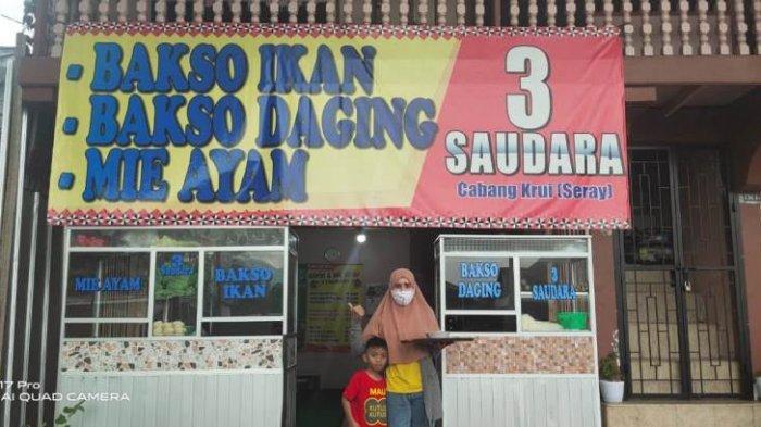 Kuliner Lampung, Warung Bakso 3 Saudara Sediakan Bakso Ikan hingga Mi Ayam Mulai Rp 10 Ribu