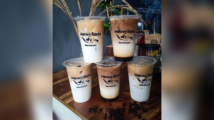 Kuliner Lampung, Warung Rasta Sajikan Makanan dan Minuman Khas Nusantara
