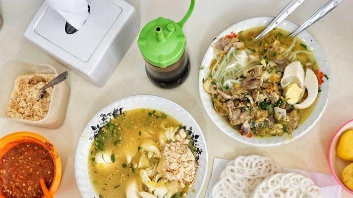 Kuliner Surabaya, 5 Rekomendasi Warung Soto Surabaya yang Kaya Rempah