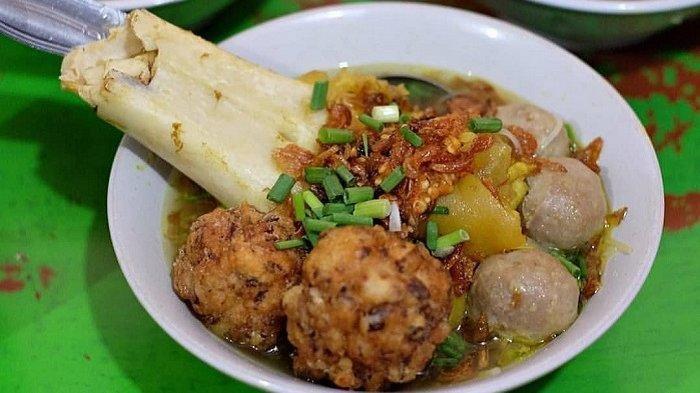 Kuliner Surabaya, Bakso Surabaya yang Gurih dan Unik dengan Menu Beragam
