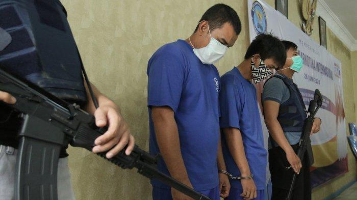 Tak Jadi Divonis Mati, Kurir 41 Kg Sabu asal Bandar Lampung Ajukan Kasasi