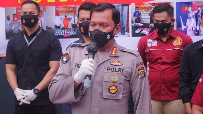 Kurun 2 Hari Polda Lampung Tangkap 12 Tersangka Kasus C3