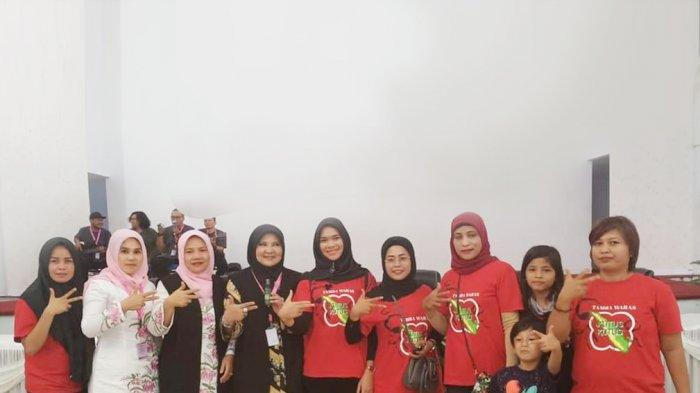 Kutus Kutus Tim Sumbar Sumatera Sejahtera Berpartisipasi dalam Bakti Sosial di Pasaman