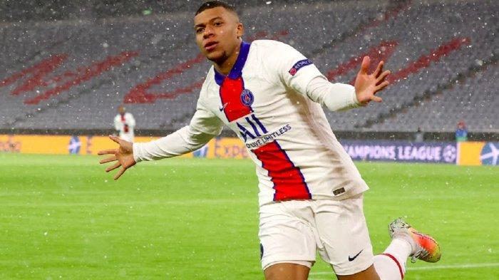 PSG Kemungkinan Tanpa Kylian Mbappe Kontra Man City