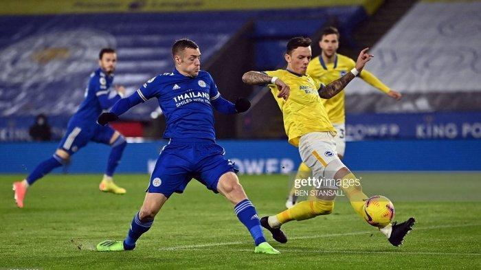 Brighton vs Leicester City, Foxes di Ambang Kehancuran Jika Gagal Jaga Momentum