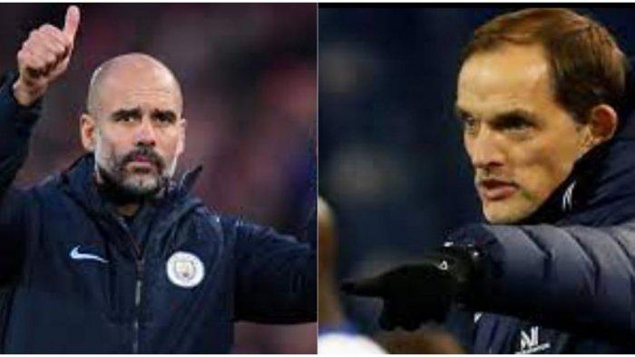 FINAL Liga Champions Chelsea vs Man City, Rekor Buruk 'Menghantui' Pep Guardiola